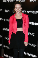 HOLLYWOOD, LOS ANGELES, CA, USA - NOVEMBER 18: Greer Grammer arrives at the Los Angeles Special Screening Of Magnolia Pictures' 'Life Partners' held at Arclight Hollywood on November 18, 2014 in Hollywood, Los Angeles, California, United States. (Photo by Xavier Collin/Celebrity Monitor)
