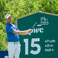 Justin Harding (RSA) during the 3rd round at the Nedbank Golf Challenge hosted by Gary Player,  Gary Player country Club, Sun City, Rustenburg, South Africa. 16/11/2019 <br /> Picture: Golffile | Tyrone Winfield<br /> <br /> <br /> All photo usage must carry mandatory copyright credit (© Golffile | Tyrone Winfield)