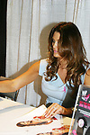 WWE's highlights the 10th Annual Connecticut Women's Expo on September 23, 2012 in Hartford, Connecticut and also on Sunday Sept 24 where she signed for fans and posed for photos.  (Photo by Sue Coflin/Max Photos)