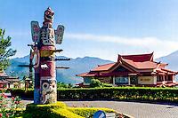 Java, East Java, Batu. Kusuma AgroWisata hotel in Batu.
