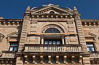 Europe/Espagne/Guipuscoa/Pays Basque/Saint-Sébastien: L' Ayuntamiento - Hôtel de Ville - Mairie de Saint-Sébastien, ancien casino construit en 1887,