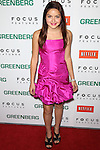 ARIEL WINTER. Arrivals to the premiere of Focus Features' Greenberg, at the Arclight Hollywood Cinema. Hollywood, CA, USA. 3/18/2010.