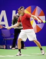 15-12-10, Tennis, Rotterdam, Reaal Tennis Masters 2010,   Arko Zoutendijk