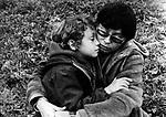 Dinara Asanova with son Anvar  - soviet film director. | Динара Кулдашевна Асанова с сыном Анваром — советский кинорежиссёр.