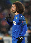 Getafe CF's Marc Cucurella during UEFA Europa League match. December 12,2019. (ALTERPHOTOS/Acero)