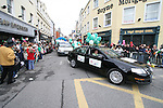 Local Company Flo Gas taking part in the Drogheda St Patricks Day parade.Photo: Fran Caffrey/ Newsfile.