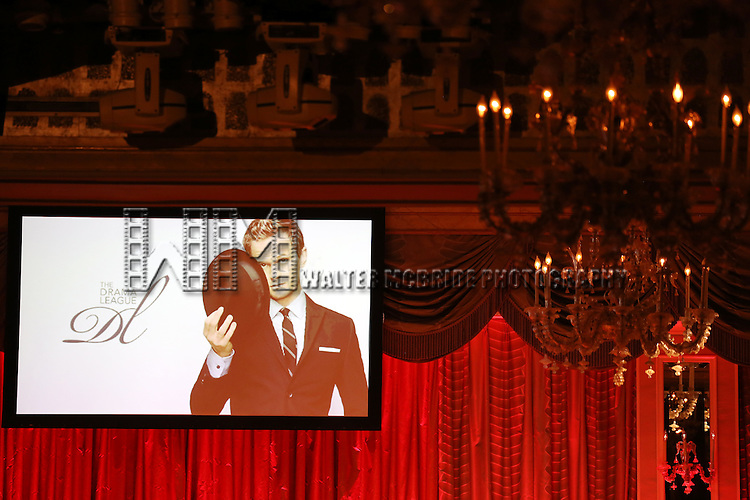 Atmosphere at the Drama League's 30th Annual 'Musical Celebration of Broadway' honoring Neil Patrick Harris at the Pierre Hotel on February 3, 2014 in New York City.