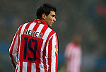 12.05.2010, Hamburg Arena, Hamburg, GER, UEFA Europa League Finale, Atletico Madrid vs Fulham FC im Bild Jose Antonio Reyes, #19, Atletico Madrid, EXPA Pictures © 2010, PhotoCredit: EXPA/ J. Feichter
