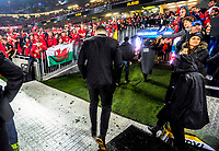 Sonny Bill Williams walks back into the changing rooms after the 2017 DHL Lions Series rugby union 3rd test match between the NZ All Blacks and British & Irish Lions at Eden Park in Auckland, New Zealand on Saturday, 8 July 2017. Photo: Dave Lintott / lintottphoto.co.nz