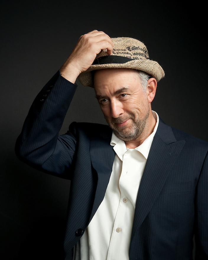 "Richard Schiff photographed for The Creative Coalition's ""Art & Soul"""