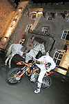 Photo shoot for the Red Bull X fighters Advert..Photo: Fran Caffrey/ Newsfile.