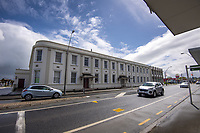 Masterton Town Hall in Masterton, New Zealand on Wednesday, 23 October 2019. Photo: Dave Lintott / lintottphoto.co.nz
