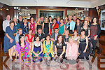 RETIREMENT: Ned O'Callaghan, Castleisland (seated 4th left) principal of St Joseph's secondary school Abbeyfeale who retired after 38 years celebrating with family and friends at the Ballygarry House hotel & Spa on Friday.
