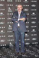 "Lorenzo Caprile attends the ""ICON Magazine AWARDS"" Photocall at Italian Consulate in Madrid, Spain. October 1, 2014. (ALTERPHOTOS/Carlos Dafonte) /nortephoto.com"