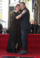 08 March 2018 - Hollywood, California - Marilou York, Mark Hamill. Mark Hamill Honored With Star On The Hollywood Walk Of Fame.  <br /> CAP/ADM/FS<br /> &copy;FS/ADM/Capital Pictures