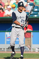 Fort Wayne Wizards Will Venable during a Midwest League game at Oldsmobile Park on July 13, 2006 in Fort Wayne, Indiana.  (Mike Janes/Four Seam Images)