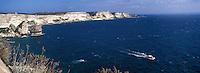 Europe/France/Corse/2A/Corse-du-Sud/Bonifacio: Les falaises