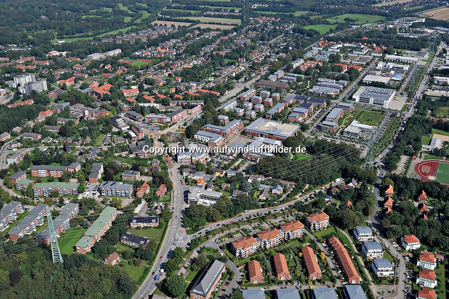 Wentorf: EUROPA, DEUTSCHLAND, SCHLESWIG- HOLSTEIN, WENTORF(GERMANY), 02.09.2011: Gemeide Wentorf bei Hamburg, Uebersicht, Ansicht, Bauplanung, Stadtplanung, Haus, Haeuser, Strassen, Verkehr,  Luftbild, Luftaufnahme, Luftansicht, Air, Aufwind-Luftbilder, .c o p y r i g h t : A U F W I N D - L U F T B I L D E R . de.G e r t r u d - B a e u m e r - S t i e g 1 0 2, 2 1 0 3 5 H a m b u r g , G e r m a n y P h o n e + 4 9 (0) 1 7 1 - 6 8 6 6 0 6 9 E m a i l H w e i 1 @ a o l . c o m w w w . a u f w i n d - l u f t b i l d e r . d e.K o n t o : P o s t b a n k H a m b u r g .B l z : 2 0 0 1 0 0 2 0  K o n t o : 5 8 3 6 5 7 2 0 9.V e r o e f f e n t l i c h u n g n u r m i t H o n o r a r n a c h M F M, N a m e n s n e n n u n g u n d B e l e g e x e m p l a r !.