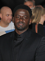 Daniel Kaluuya at the &quot;Widows&quot; opening film gala, 62nd BFI London Film Festival 2018, Cineworld Leicester Square, Leicester Square, London, England, UK, on Wednesday 10 October 2018.<br /> CAP/CAN<br /> &copy;CAN/Capital Pictures