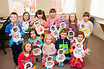 Easter Fun<br /> --------------<br /> Enjoying the annual Easter crafts day in the Castleisland family resource centre were,Front L-R Isabelle Walmsey,Maeve Courtney,Elle Horgan,Ben Brosnan&amp;Ruby Walmsey,back L-r Kalem Egan,Darcy Brooke,Aoibhean Cotter,Rosie Douglas,Alana O'Mahon,Mia McAuliffe and Chloe O'Donoghue