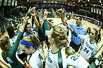 Tulane Women's Volleyball vs. Southeastern LA 2014