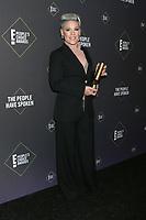 LOS ANGELES - NOV 10:  Pink at the 2019 People's Choice Awards at Barker Hanger on November 10, 2019 in Santa Monica, CA