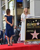LOS ANGELES, CA. August 20, 2018: Jennifer Garner & Judy Greer at the Hollywood Walk of Fame Star Ceremony honoring actress Jennifer Garner.