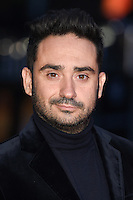 "director, J.A Bayona<br /> at the London Film Festival premiere for ""A Monster Calls"" at the Odeon Leicester Square, London.<br /> <br /> <br /> ©Ash Knotek  D3162  06/10/2016"