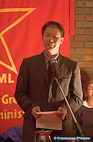 By agreement to this Client: 'Hands off China' and their political associates .Saklatvala Hall, Dominion Road, Southall, West London, UB2 5AA .Saturday 3 October 2009, 6.00pm .Speakers:.GEORGE GALLOWAY, MP.CHINESE EMBASSY SPEAKER.JENNY CLEGG, Author of China's Global Strategy.JACK SHAPIRO, Veteran communist and friend of China.info@handsoffchina.org .KEITH BENNETT, Hands off China. HARPAL BRAR, Chair, CPGB-ML; Editor, Lalkar ..