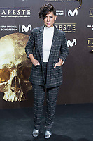 Inma Cuesta attends to the premiere of 'La Peste' at Callao Cinemas in Madrid, Spain. January 11, 2018. (ALTERPHOTOS/Borja B.Hojas) /NortePhoto.com NORTEPHOTOMEXICO