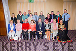 Award winners in the Gardens category were presented by Mayor of Tralee Cllr Thomas McEllistrim  at the Tidy Tralee Together Awards night at Fels Point Hotel on Monday