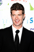LOS ANGELES - APR 17:  Robin Thicke attending the 2011 Silver Rose Awards Gala at Beverly Hills Hotel on April 17, 2011 in Beverly Hills, CA