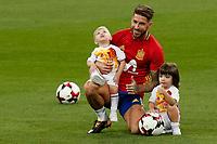 2017 2018 SPANISH FOOTBALL TEAM
