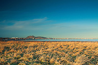 Edinburgh and Arthur's Seat from Musselburgh, East Lothian<br /> <br /> Copyright www.scottishhorizons.co.uk/Keith Fergus 2012 All Rights Reserved