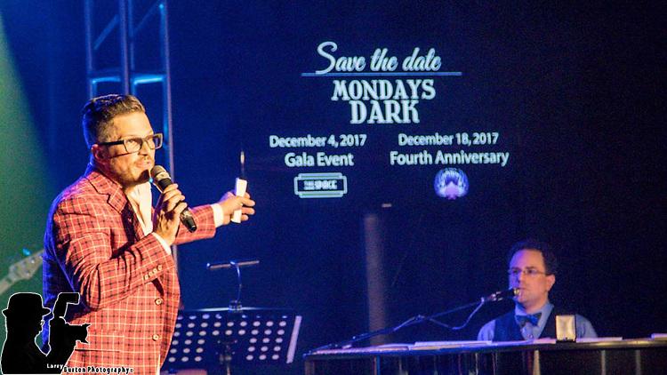 Mondays Dark raises $10,000 to benefit Spread the Word