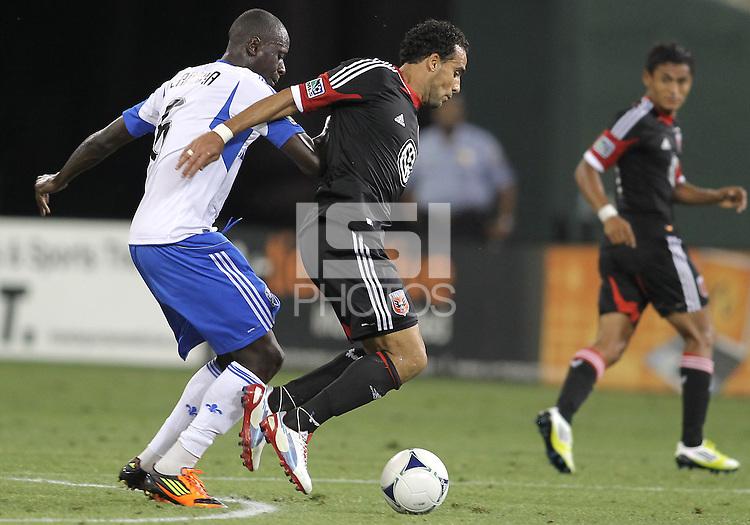 Dwayne DeRosario (7), Hassoun Camara (6)
