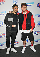 Jonas Blue and HRVY (Harvey Leigh Cantwell) at the Capital FM Summertime Ball 2019, Wembley Stadium, Wembley, London, England, UK, on Saturday 08th June 2019.<br /> CAP/CAN<br /> ©CAN/Capital Pictures