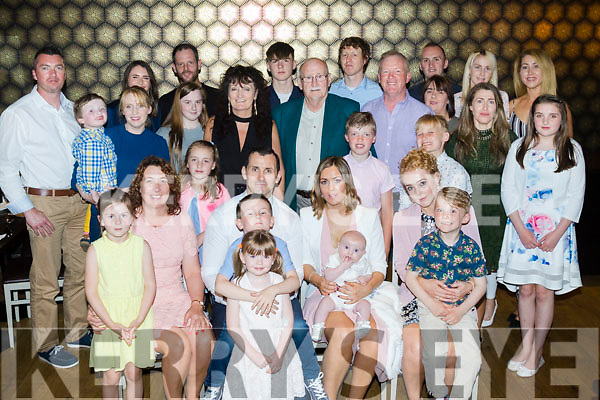 New Baby<br /> --------------<br /> Emer&amp;Craig Clifford from Abbeydorney Christened baby Calvin James last Saturday in St Bernards church in the village and celebrated after with friends&amp;family in the Ashe hotel, Tralee.
