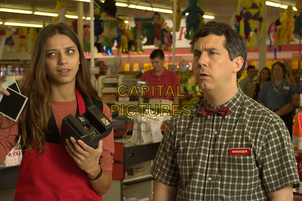 CHRIS PARNELL & ANGELA SARAFYAN.in Kabluey.*Filmstill - Editorial Use Only*.CAP/FB.Supplied by Capital Pictures.