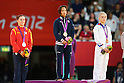 2012 Olympic Games - Judo - Women's -57kg Medal Ceremony