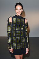 Charlotte Wiggins at the Jasper Conran Spring Summer 2018 show as part of London Fashion Week, London, UK. <br /> 18 September  2017<br /> Picture: Steve Vas/Featureflash/SilverHub 0208 004 5359 sales@silverhubmedia.com