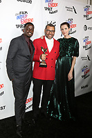 LOS ANGELES - MAR 3:  Daniel Kaluuya, Jordan Peele, Allison Williams_ at the 2018 Film Independent Spirit Awards at the Beach on March 3, 2018 in Santa Monica, CA
