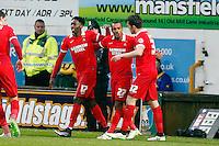 Mansfield Town vs Leyton Orient 12-12-15