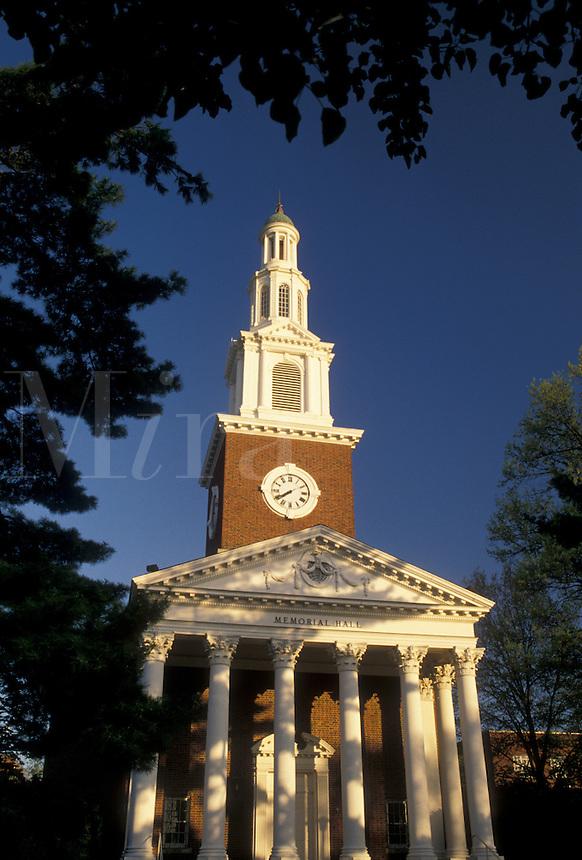 AJ4195, university, college, Lexington, church, Kentucky, Chapel at the University of Kentucky in Lexington in the state of Kentucky.