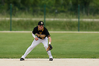 21 May 2009: Stevie Barett of Clermont-Ferrand is seen during the 2009 challenge de France, a tournament with the best French baseball teams - all eight elite league clubs - to determine a spot in the European Cup next year, at Montpellier, France.