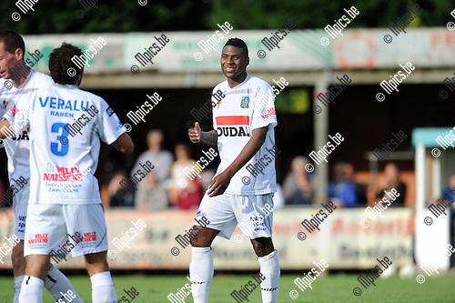 2013-06-29 / Voetbal / seizoen 2013-2014 / Houtvenne - KVC Westerlo / Jaime Alfonso Ruiz<br /><br />Foto: Mpics.be