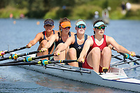 Race: 90  W.4x- (Band 1)  Heat 2<br /> <br /> Peterborough Summer Regatta 2018 - Saturday<br /> <br /> To purchase this photo, or to see pricing information for Prints and Downloads, click the blue 'Add to Cart' button at the top-right of the page.