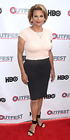 "LOS ANGELES - July 15:  Alexandra Billings at the ""Transparent"" Season 4 Sneak Peek at Outfest LGBT Film Festival at the Directors Guild of America Theater on July 15, 2017 in Los Angeles, CA"