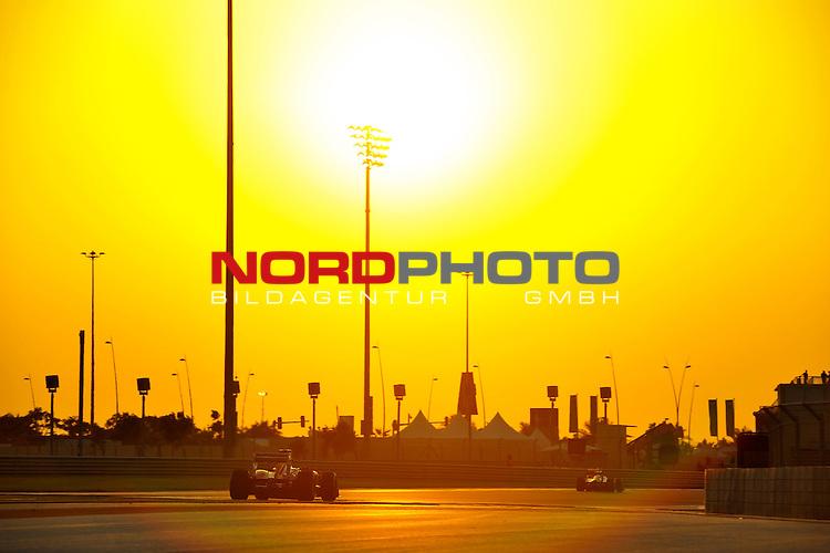 01.-04.11.2012, Yas-Marina-Circuit, Abu Dhabi, UAE, Grosser Preis von Abu Dhabi, im Bild Felipe Massa (BRA), Scuderia Ferrari <br />  Foto &copy; nph / Mathis