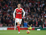 Arsenal's Granit Xhaka in action during the Premier League match at the Emirates Stadium, London. Picture date October 26th, 2016 Pic David Klein/Sportimage